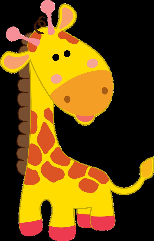 Safari Png Fotos Girafa Rabiscos De Animais Desenhos Bonitos