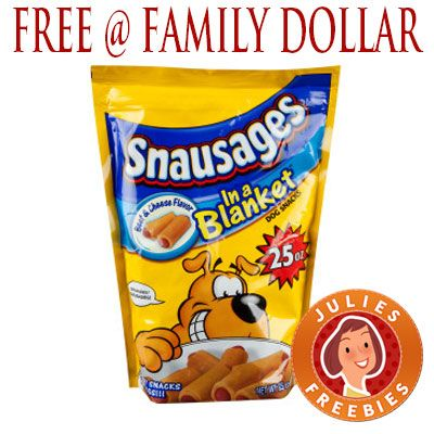 Free Snausages At Family Dollar Coupon Print Free Stuff By