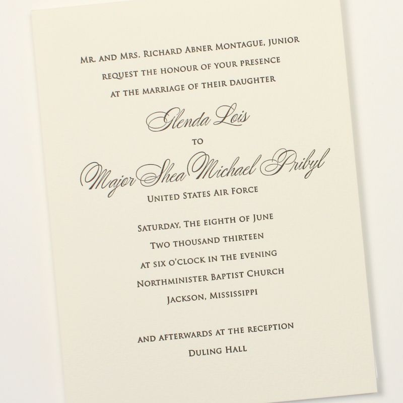 Igbo Traditional Wedding Invitation Cards: Fresh Ink: Traditional Wedding Invitation