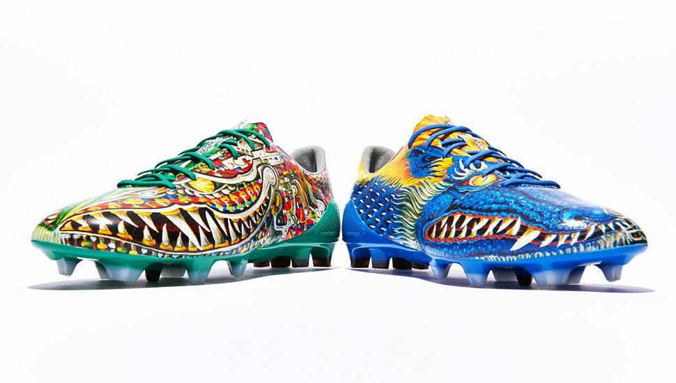 865188fb5fb4 adidas releases new limited adizero f50 LE designed by Yohji Yamamoto  Football Cleats, Football Shoes