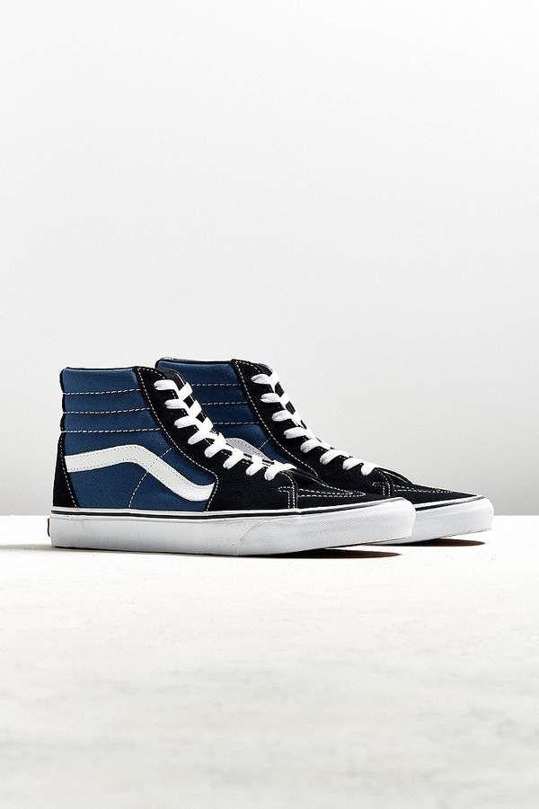 9e41d845259236 Vans Sk8-Hi Two-Tone Sneaker