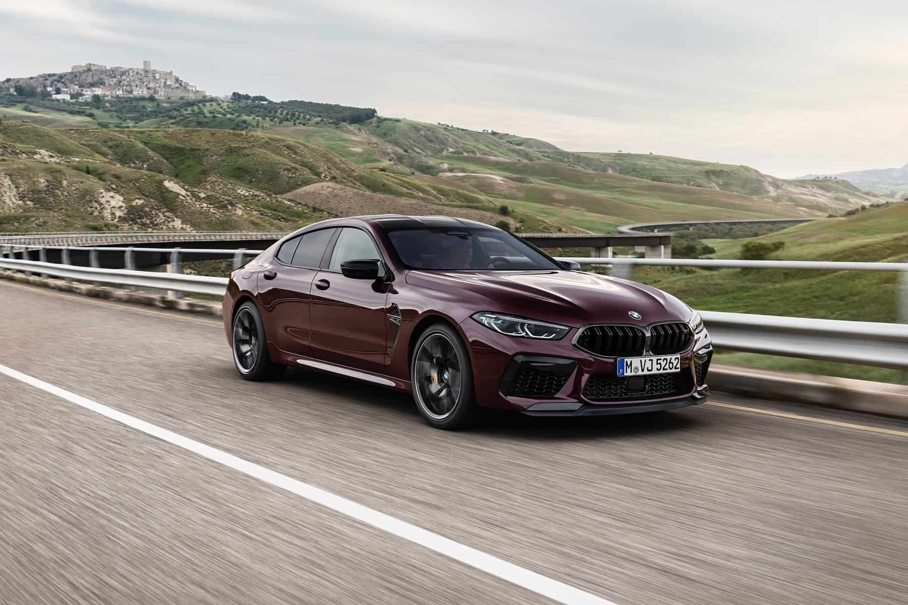 Behold The New Bmw M8 In The Gran Coupe And Grand Coupe