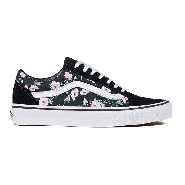 Vans 'Old Skool Vintage Floral' Sneaker (Women | Vans