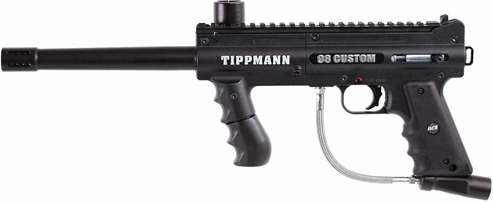 Pin On Tippmann Paintball Gun