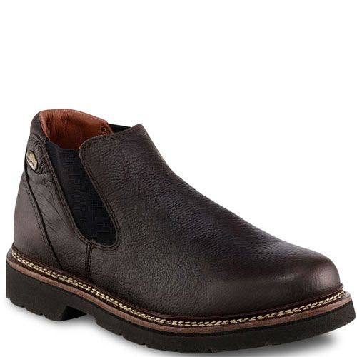 c6801692a63 1800 Irish Setter Men's Countrysiders Casual Shoes - Dark Brown ...