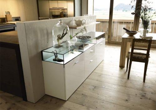 Hülsta Now 14 üveges Tálaló Furniture Design Home Decor