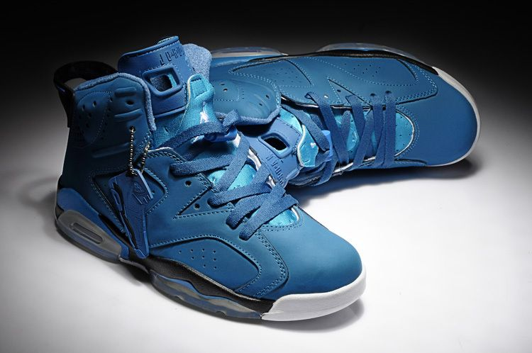 Air Jordan 6 Retro Dynamic Blue #style #fashion #nike #shopping #sneakers # shoes #basketballshoes #airjordan | Air Jordan 6 | Pinterest | Air jordan,  Nike ...