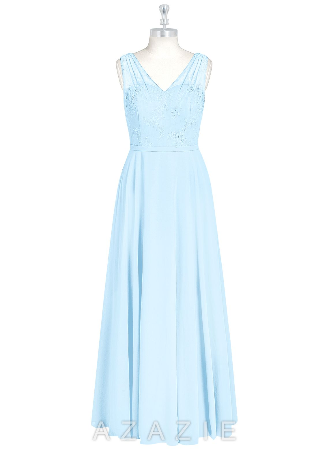Shop azazie bridesmaid dress eileen in chiffon find the perfect