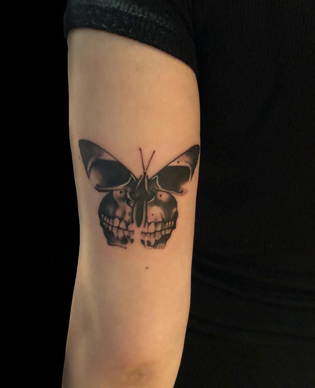Photo of Schmetterling Tattoo-Ideen für die Darstellung von Transformation Tattoos, Tatt…