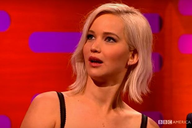 Jennifer Lawrence Says Harrison Ford, Jj Abrams Didn't Know Who She Was (Video)