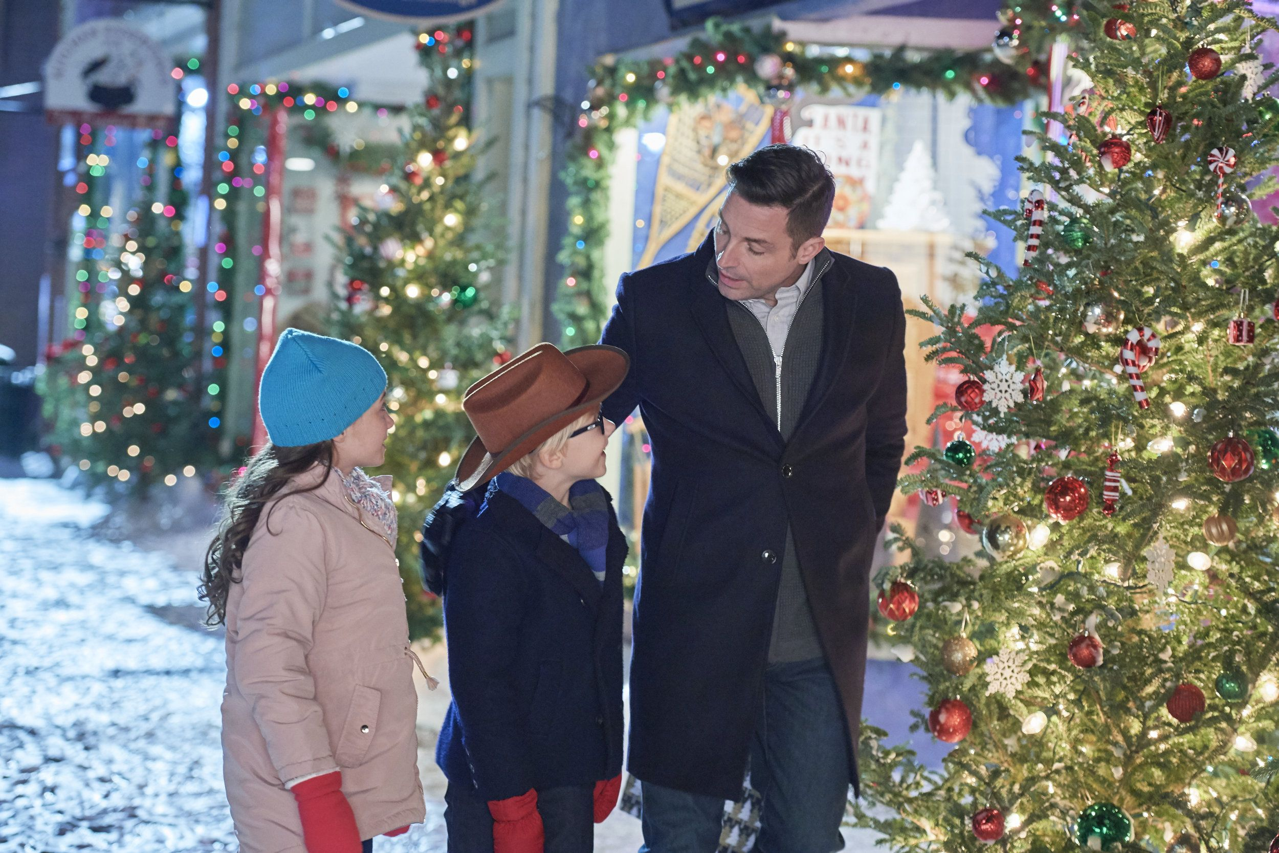 Christmas At Grand Valley.Check Out The Photo Gallery From The Hallmark Movies