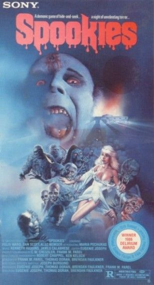 Twenty-Five Terrifyingly Awesome And Horrifyingly Awful VHS Horror Covers