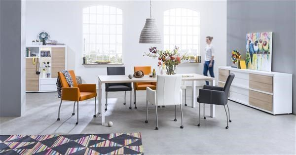 Pagina niet gevonden #xooonbetaalbaardesign Byron Bay meubels, uit de #Xooon collectie, betaalbaar #design met karakter. Mat wit #highboard met een #modern karakter en natuurlijke details uit elm #hout. #xooonbetaalbaardesign