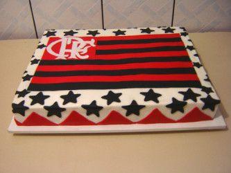 Escolha O Melhor Bolo De Aniversario Do Flamengo Aniversario Do