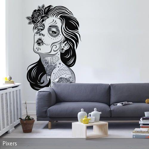 Mexikanisches Lebensgefühl mit Wandbild Wallpaper - wandbild für wohnzimmer