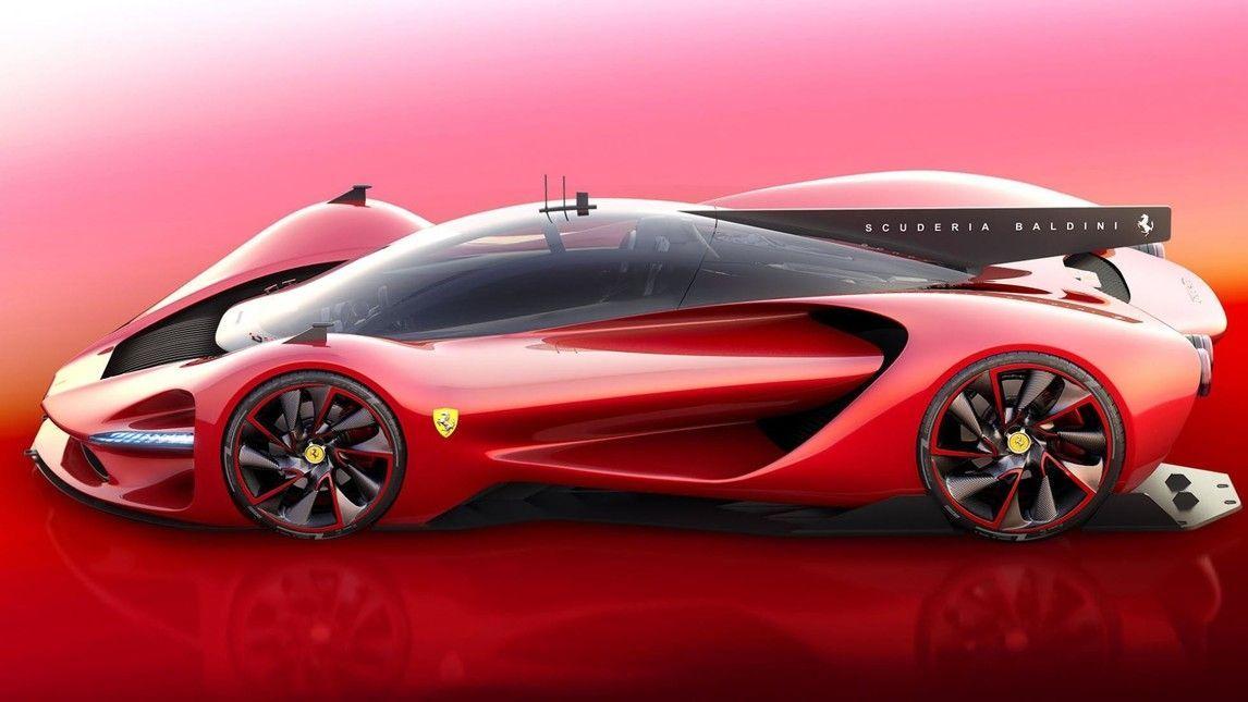 Ferrari P3 La Hypercar Del Futuro Secondo Il Designer Auto It