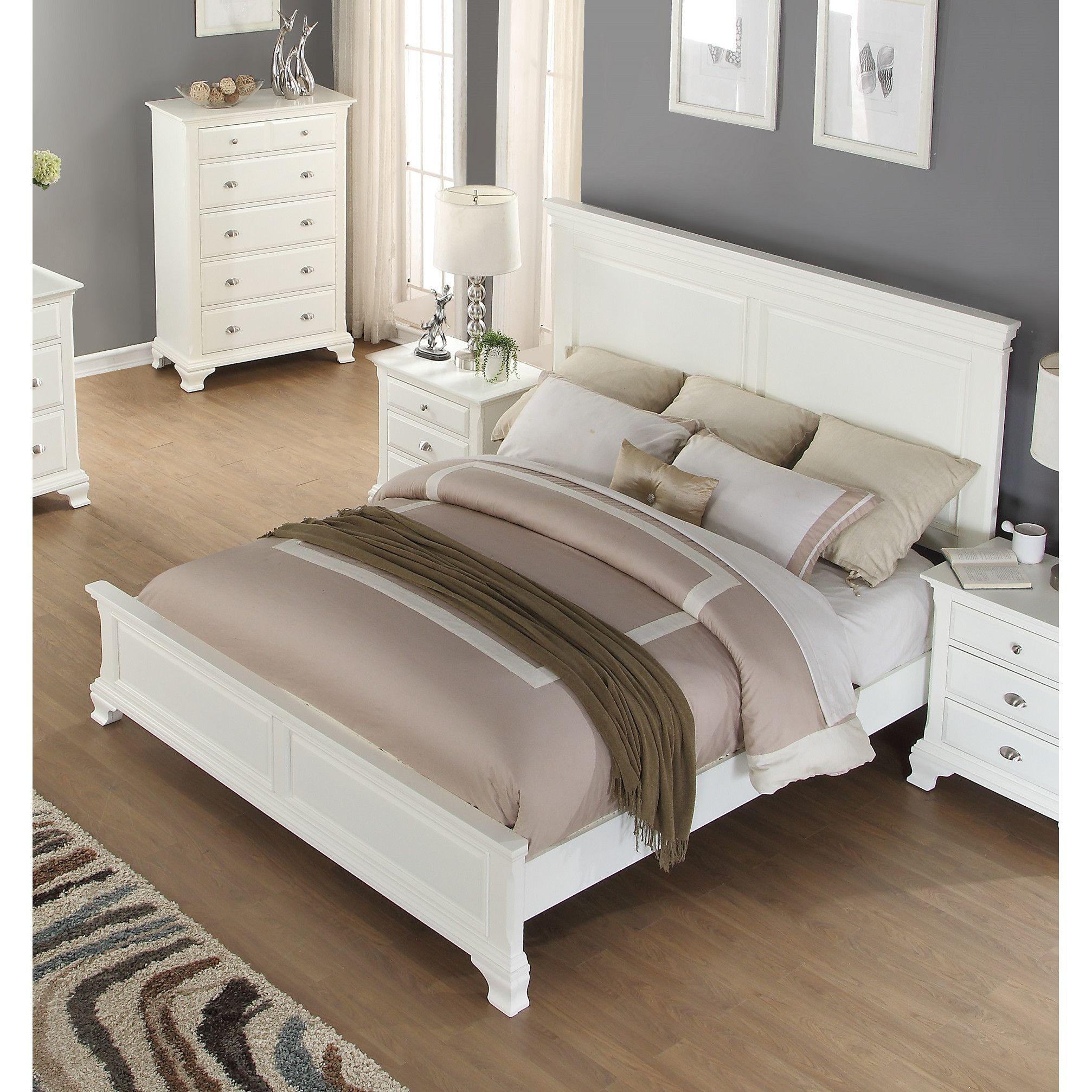 Darby Home Co Fellsburg Panel Bed & Reviews Birch Lane