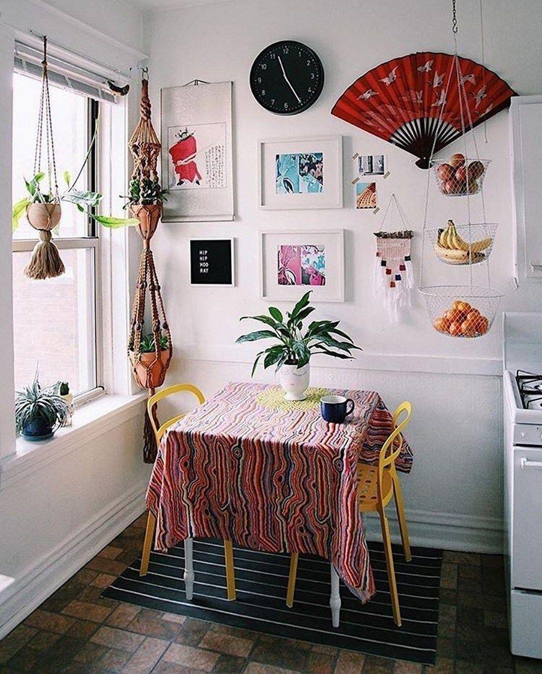 29 design ideas for boho style kitchens 8 funky home decor apartment decor home decor on boho chic kitchen diy id=92254
