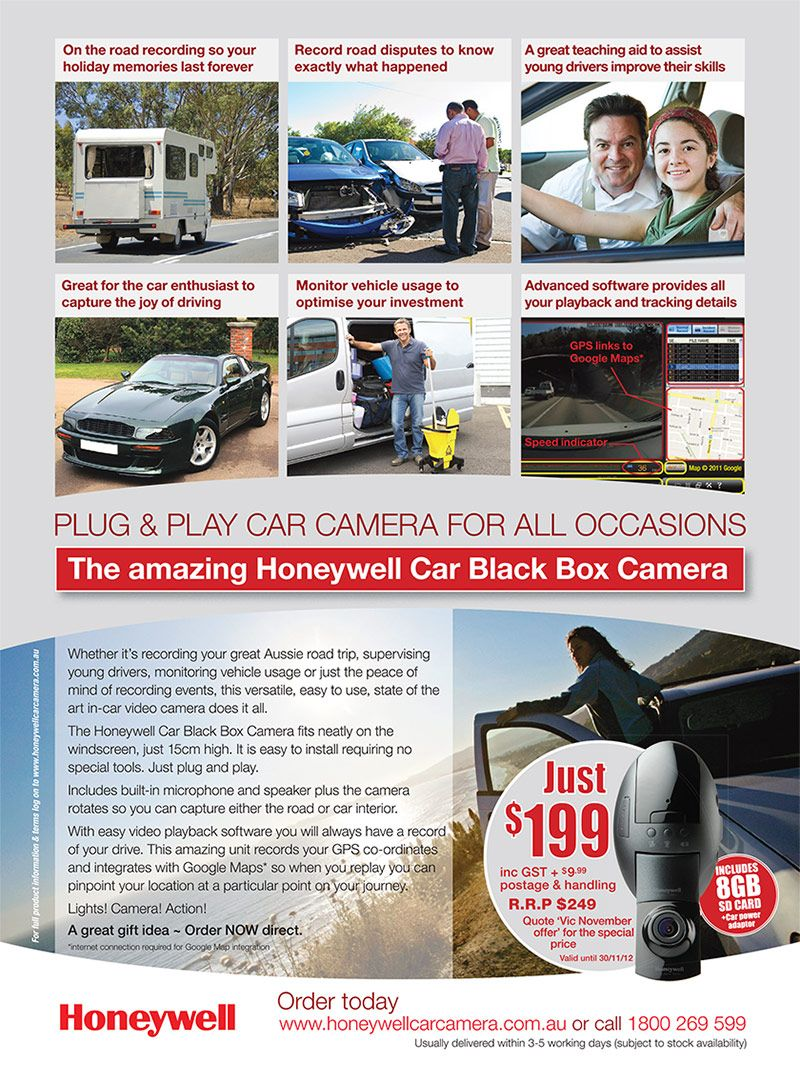 As seen in RACV Magazine...Great Offer order online