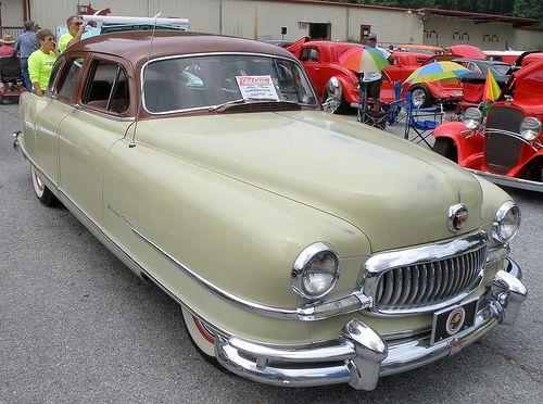 Pin On Nash Automobiles