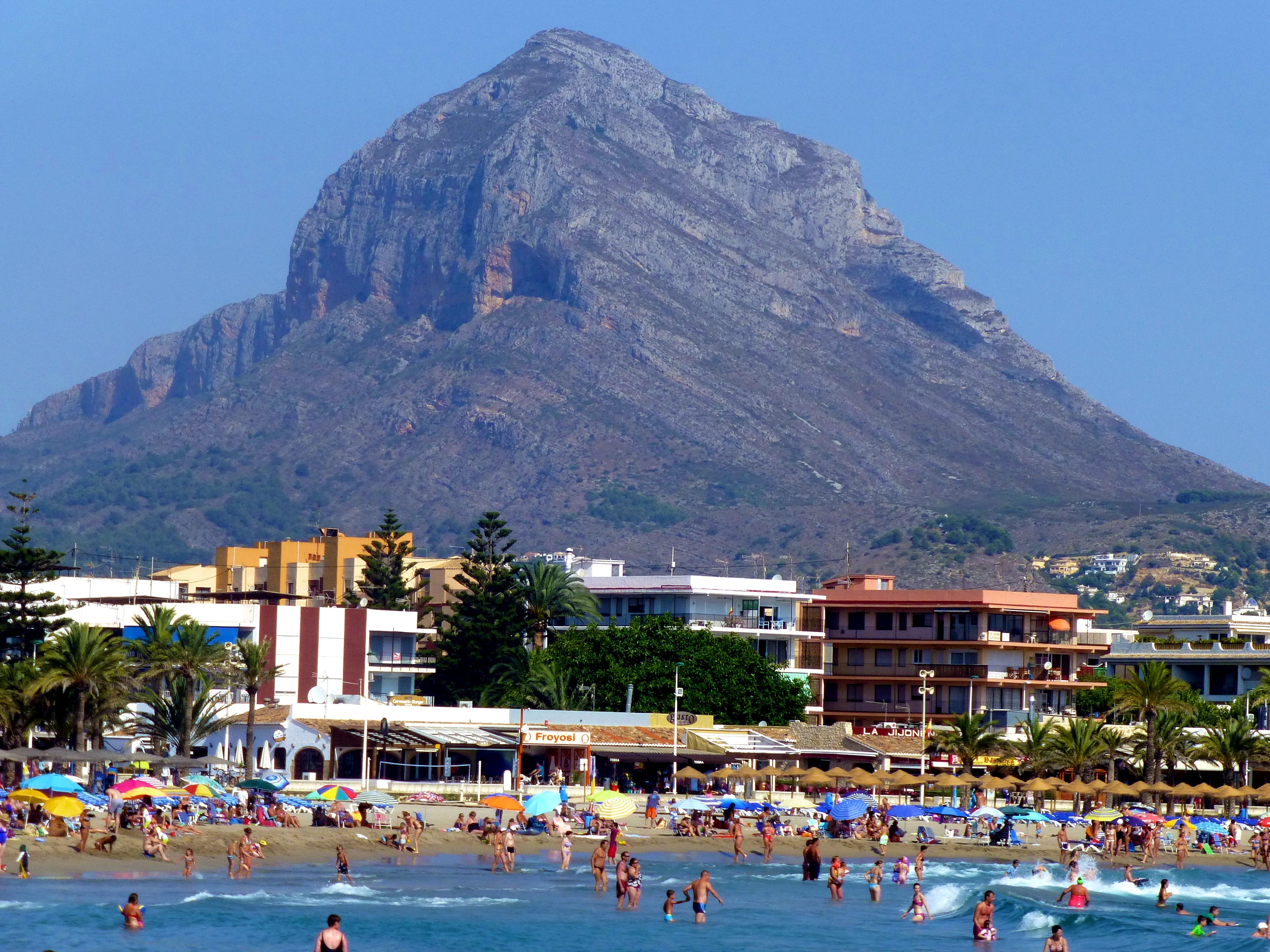 37 Ideeën Over Javea Spanje Vakantiebestemmingen Alicante Spanje