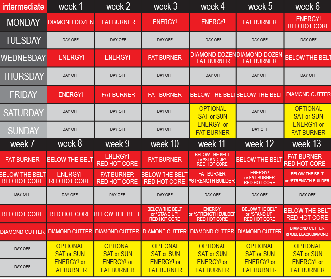 image about Ddp Yoga Schedule Printable called Pin upon Yoga