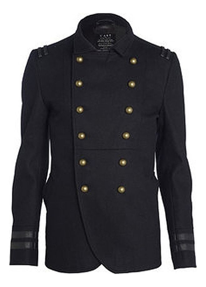 Military Coat , Fall or Winter | looks | Pinterest | Mens fall ...