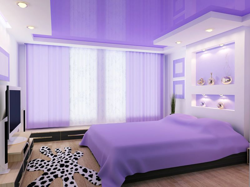 Color Combinations Guide Colors That Go With Purple  Purple Fair Purple Bedroom Colour Schemes Modern Design Inspiration
