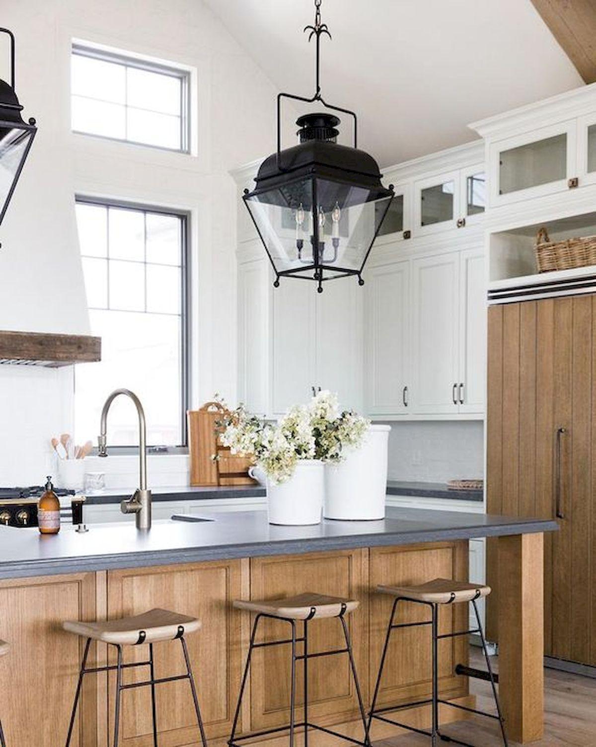 60 great farmhouse kitchen countertops design ideas and decor 13 kitchen design countertops on farmhouse kitchen decor countertop id=83289