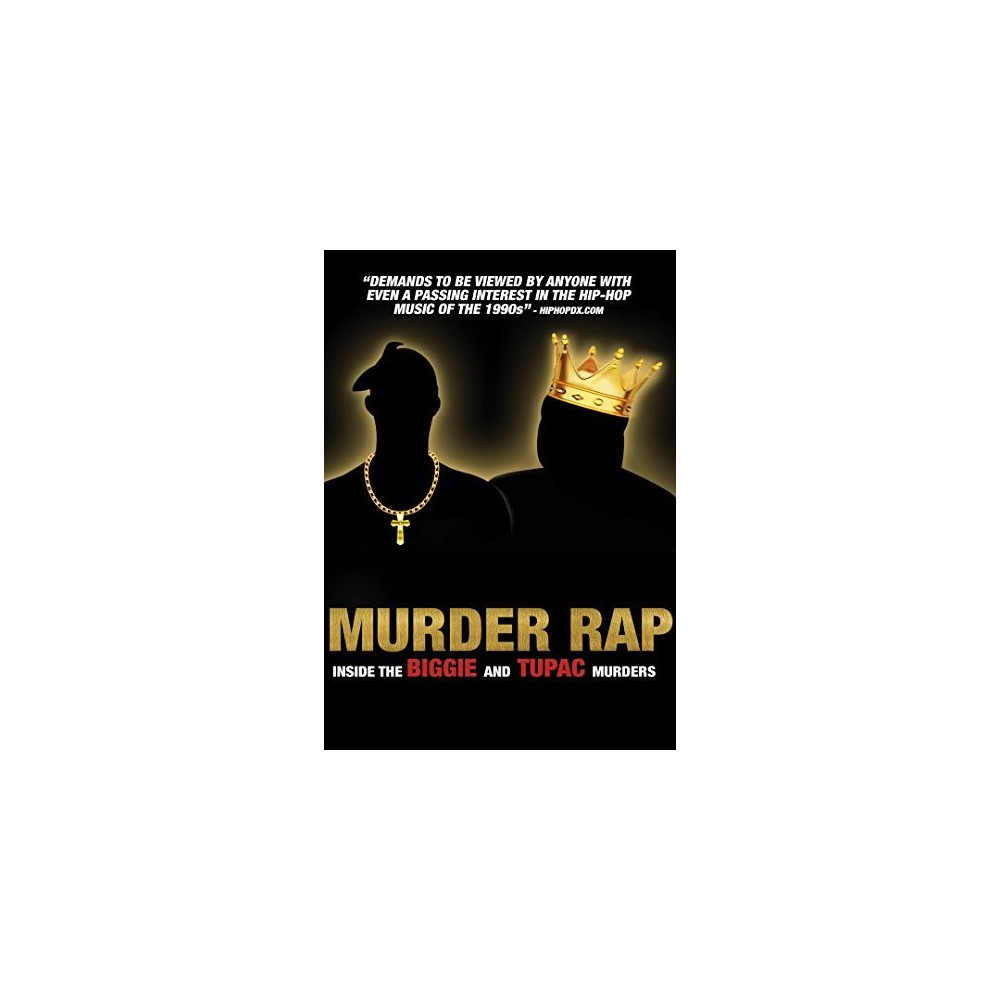 Murder Rap: Inside the Biggie & Tupac Murders (Dvd)