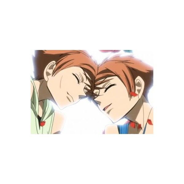 Who's Ur Fave Ouran High School Host Club Couple?! - Poll | Get More... ❤ liked on Polyvore featuring anime