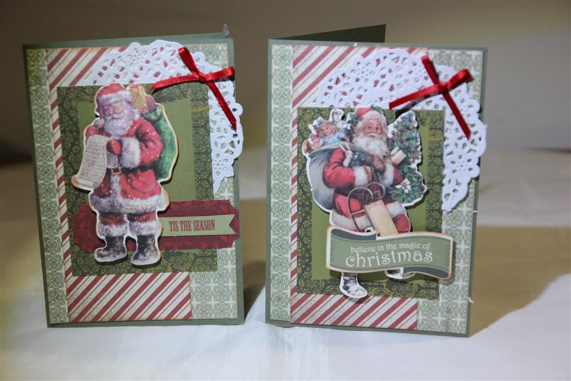 """kaisercraft yuletide collection - 6""""pad and collectables"""