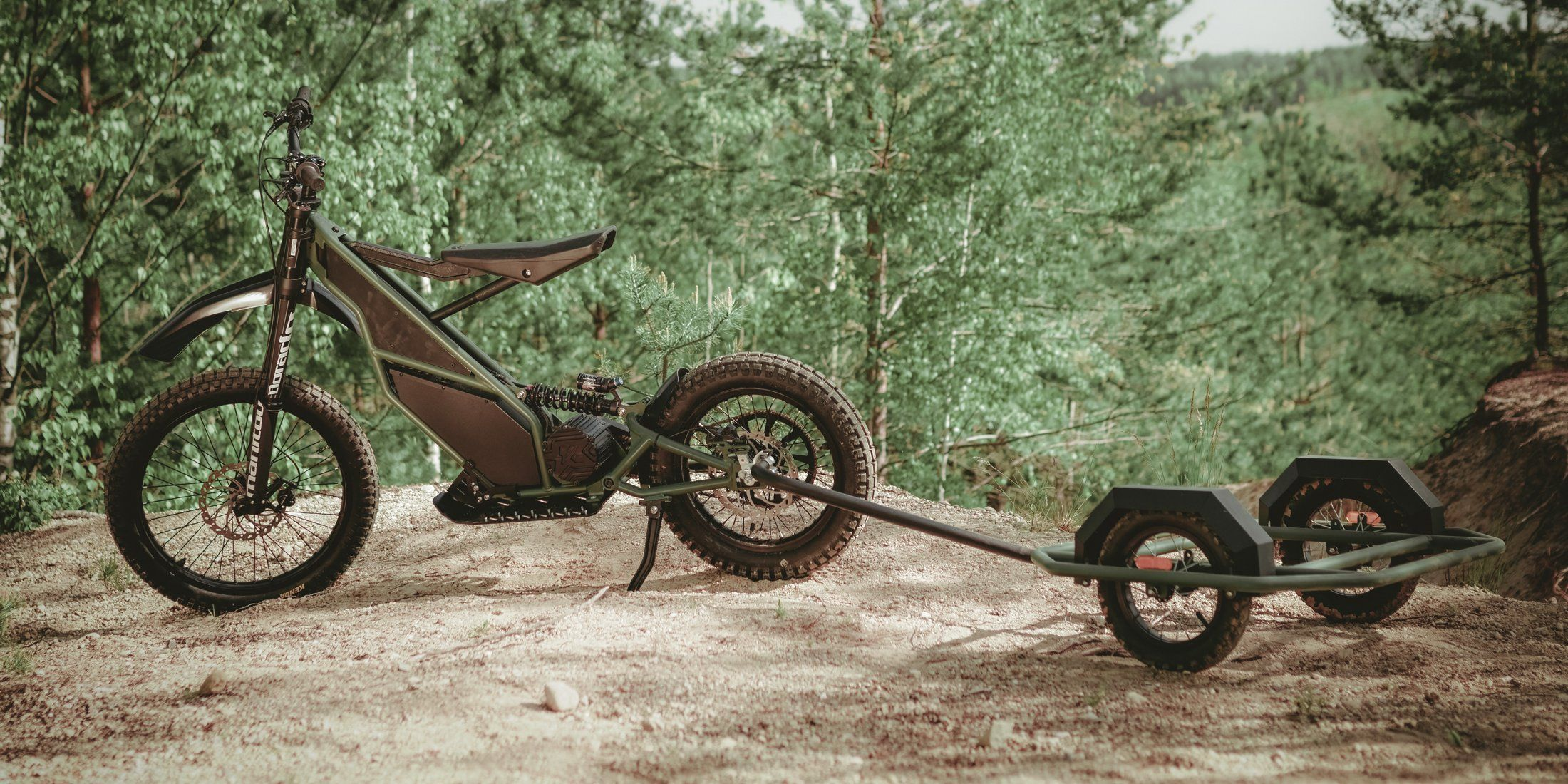 Kuberg Ranger Announced As 50 Mph Electric Dirtbike Scooter Hybrid In 2020 Electric Motorbike Electric Dirt Bike Electric Scooter