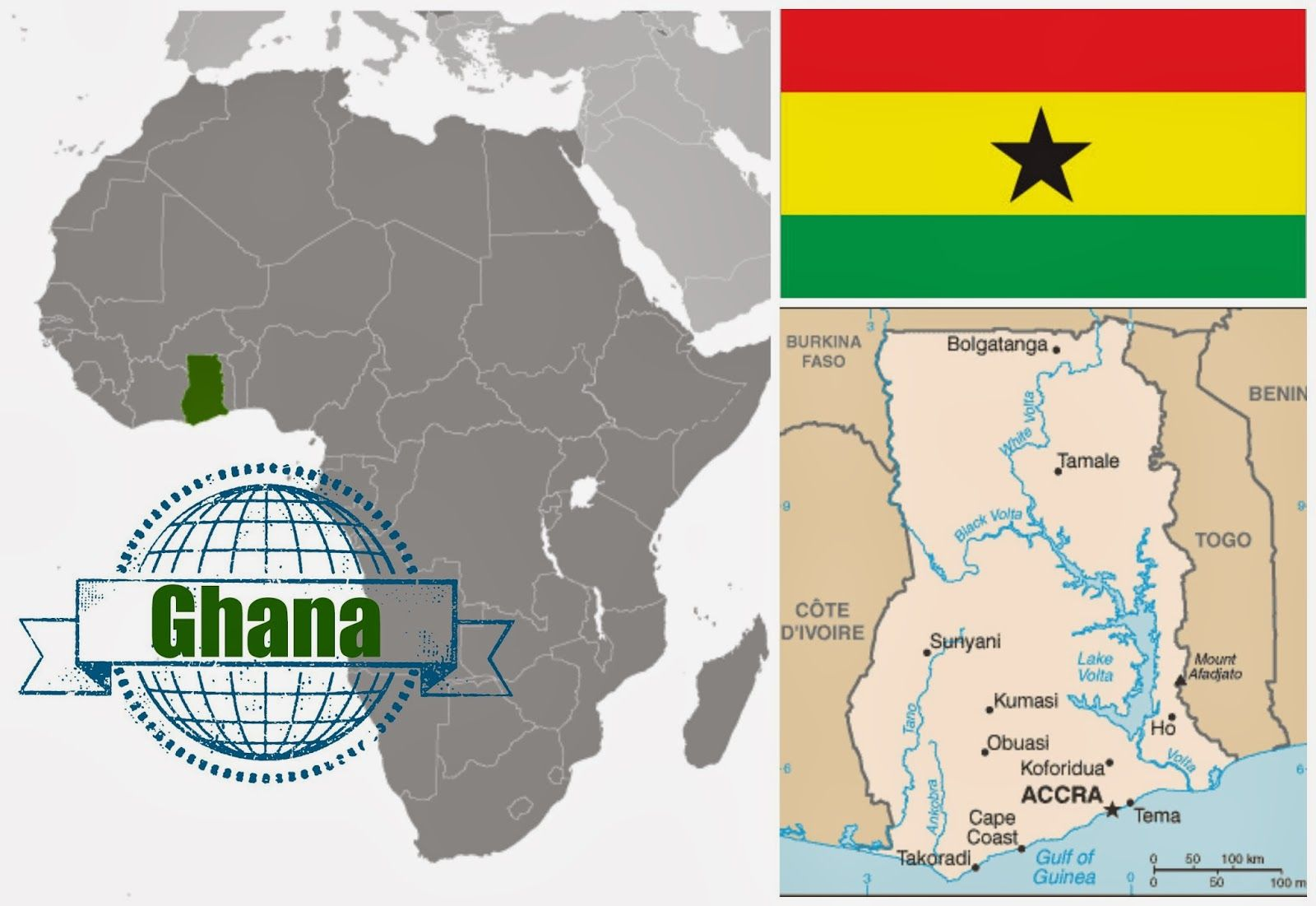 Ghana S Independence Day Getting To Know The Ghanaian