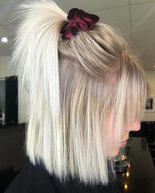 15 aggiornamenti davvero eleganti per capelli corti