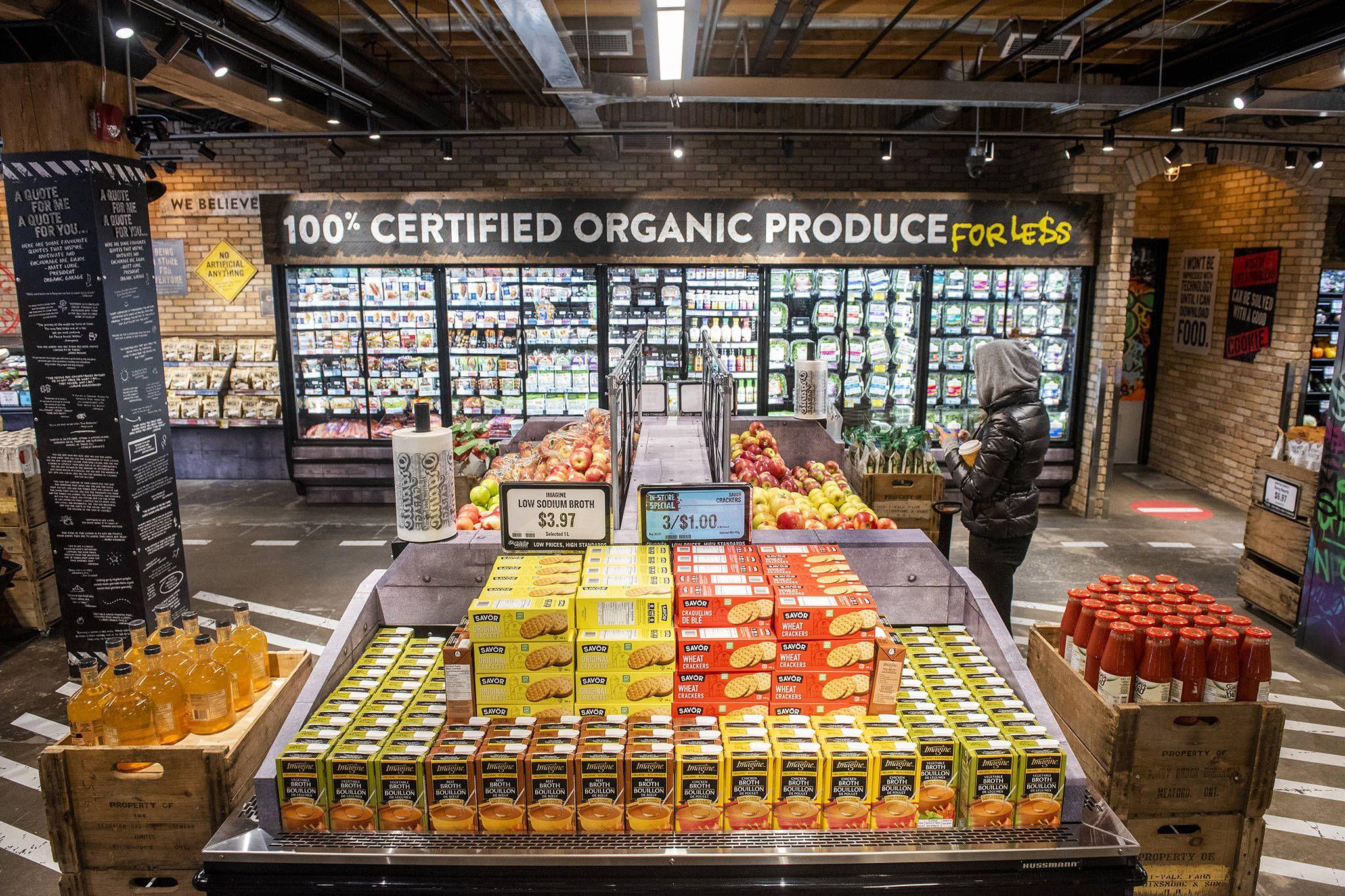 Organic Garage Toronto (With images)   Organic Stuffed ...