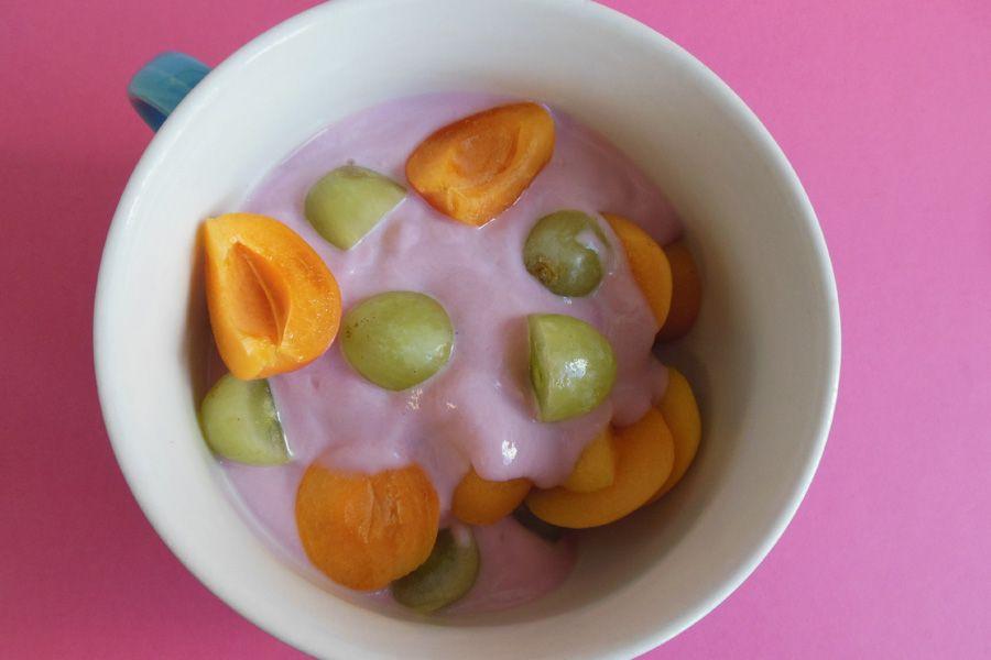 Fruchtjoghurt-Mix