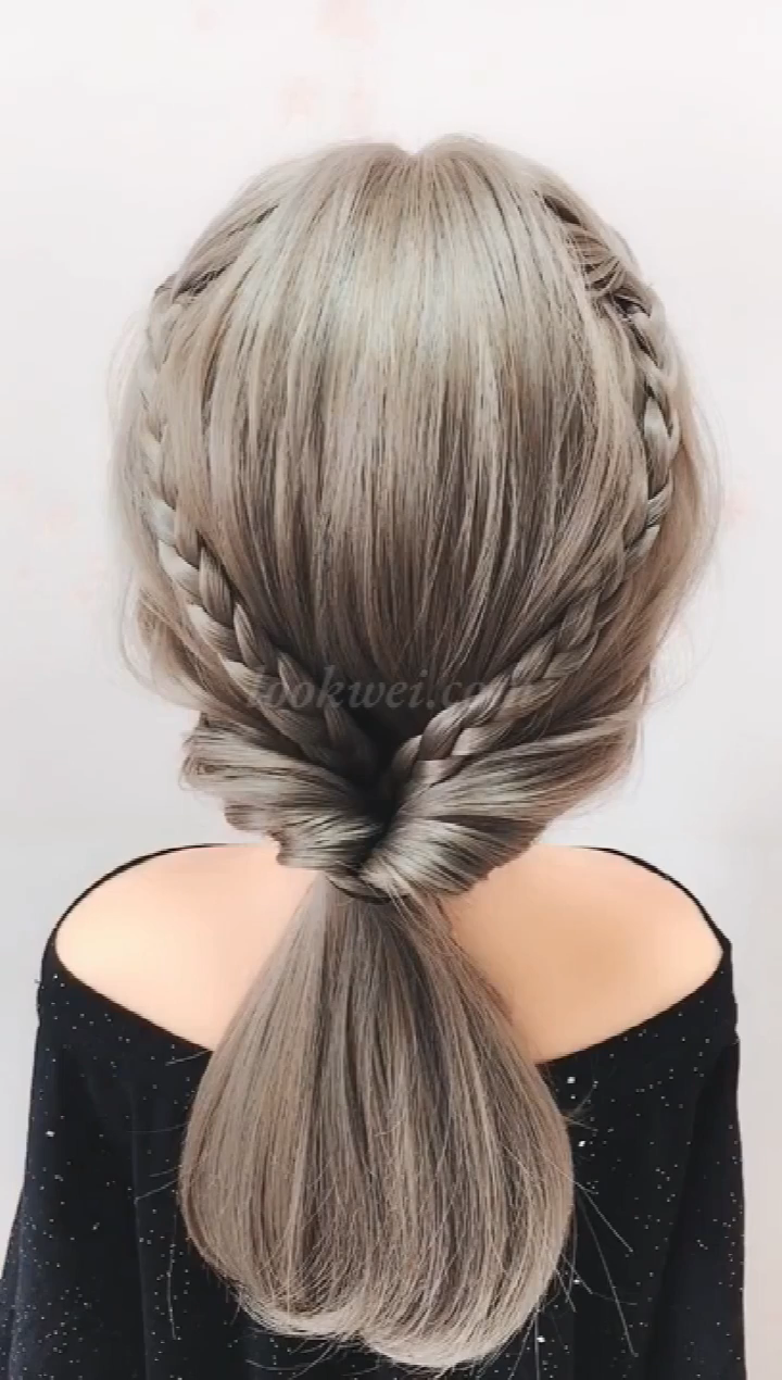 Photo of Simple student Hairstyles idea
