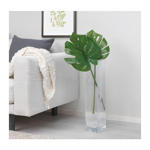 smycka fleur artificielle monstera vert chambre d co pinterest deco ikea et artificiel. Black Bedroom Furniture Sets. Home Design Ideas