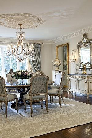 Ebanista DINING ROOMS Pinterest Grey houses, French style and