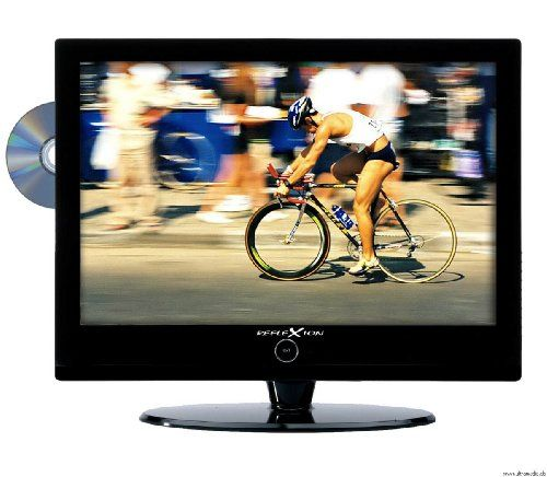 Ultra Media Tdd 1900 Reflexion 48 3 Cm 19 Zoll Monitor Mit Dvb Tuner Und Eingebautem Dvd Player Schwarz Flatscreen Tv Lcd Flat Screen