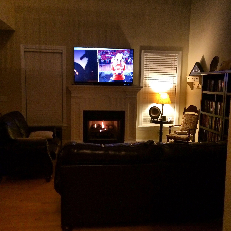 My new cozy living room home pinterest cozy living rooms cozy