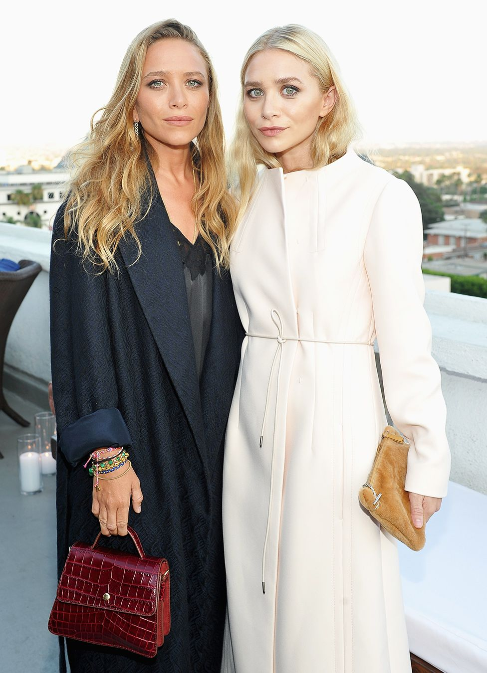 Inside Instyle S Elizabeth And James Los Angeles Flagship Store Opening Party Ashley Olsen Style Olsen Twins Style Olsen Fashion