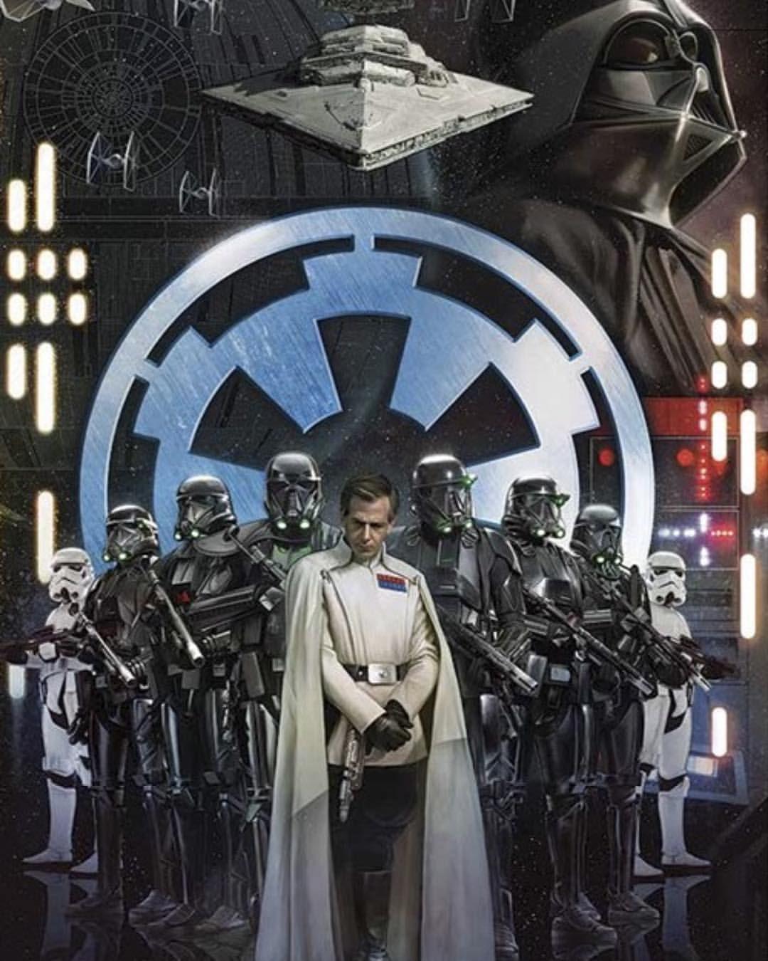 'Star Wars: Rogue One' Vilains