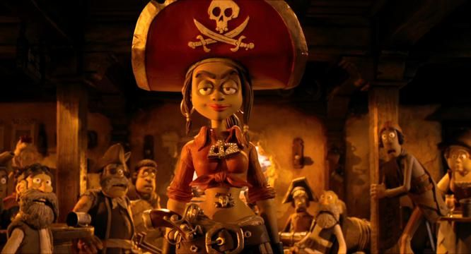 Cutlass Liz Pirates Band Of Misfits Female Characters Comic Art Favorite Movies