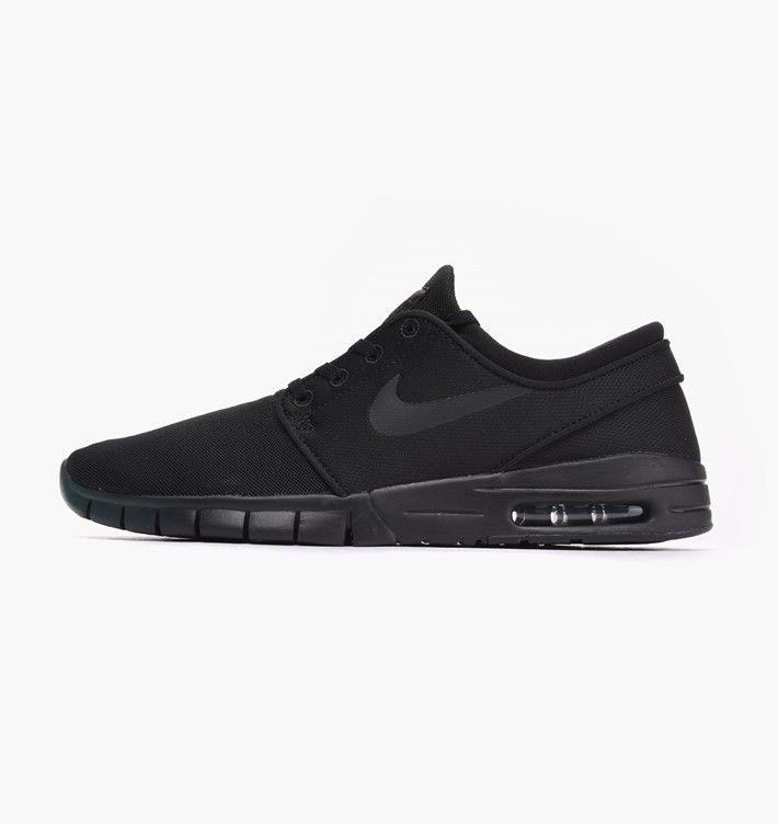 Nike Stefan Janoski Max black  black anthracite black  6a1f8205b6