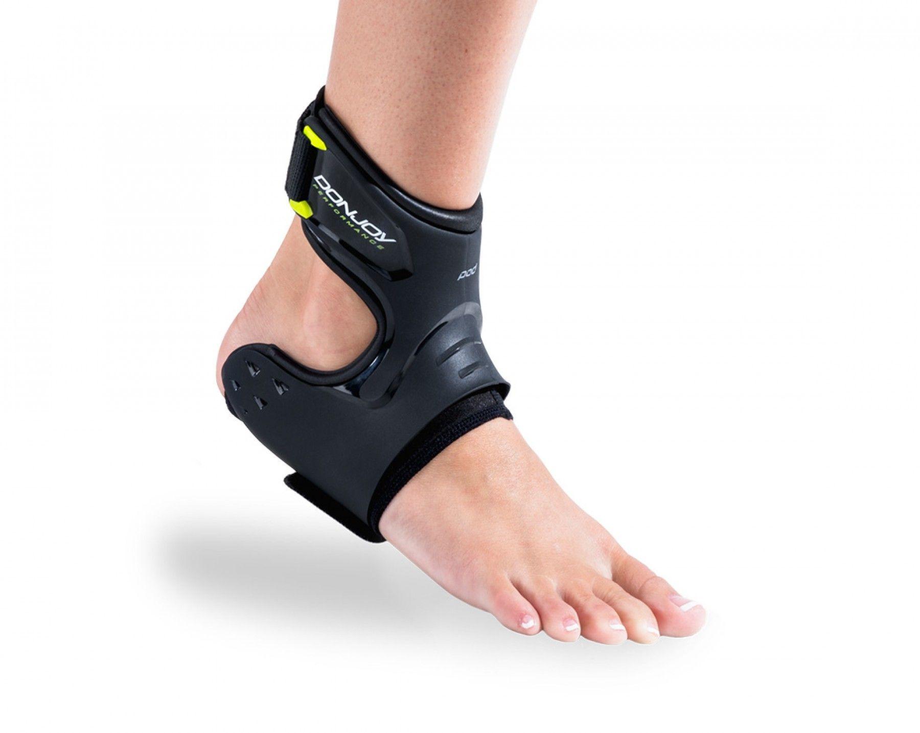 Donjoy Performance Pod Ankle Support Brace Ankle Braces Sprained Ankle Sports Braces