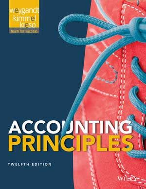 Accounting Principles 12th Edition Jerry J Weygandt Paul D