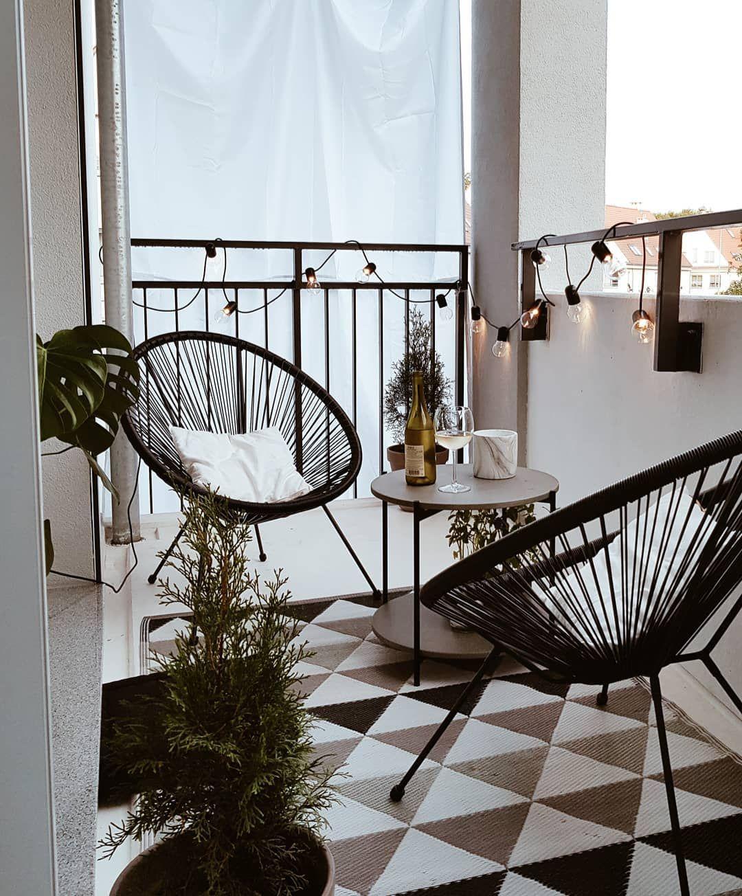 8 Winter Balkon Ideen   balkon, winter balkon, balkon dekor