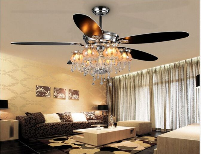 Find More Pendant Lights Information About 2017 110v 240v Luxury Ceiling Fans With And Remote